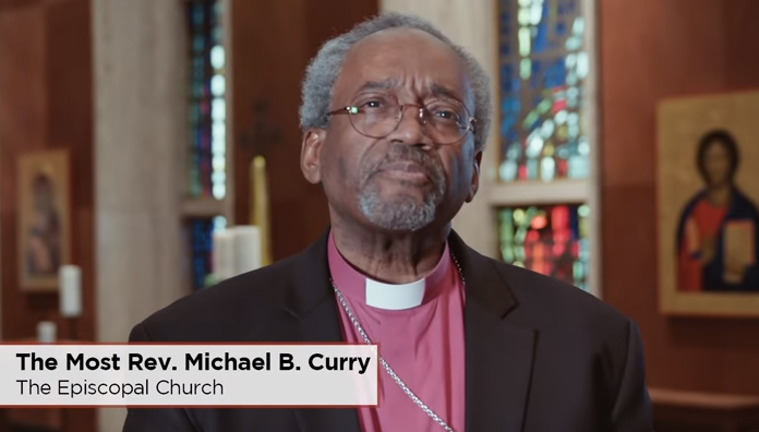 Reverend Michael B. Curry